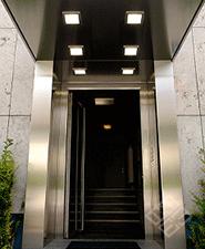 Außenbereich Eingang