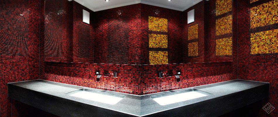 Badezimmerdesign vom Atelier Minarik