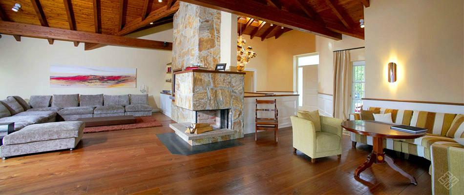 Gestaltung Wohnbereich durch Atelier Minarik