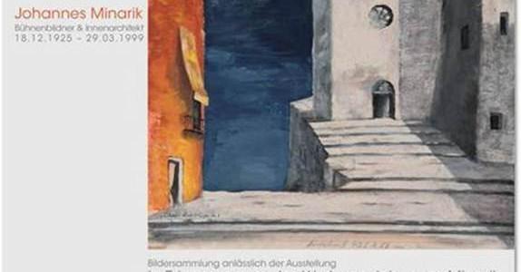 Ausstellungsmanifest Johannes Minarik