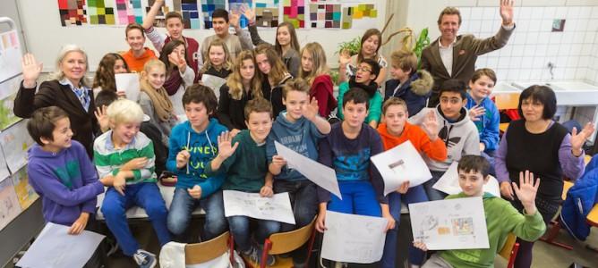 Roehr-Bush-Projekt: Schulprojekt Kinderzimmer mit Innenarchitekt Sebastian Minarik