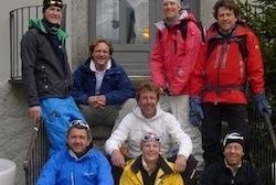 Mont Blanc Gruppe