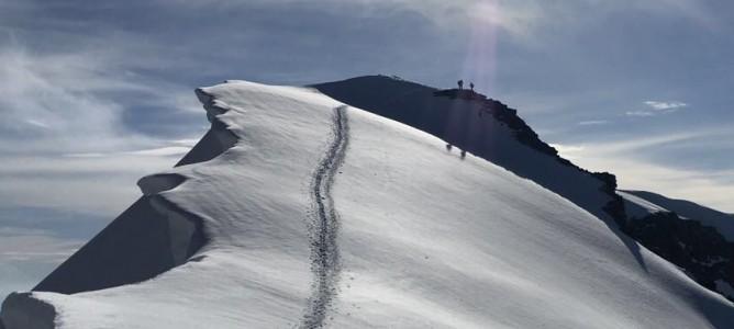 Piz Palue Gipfel
